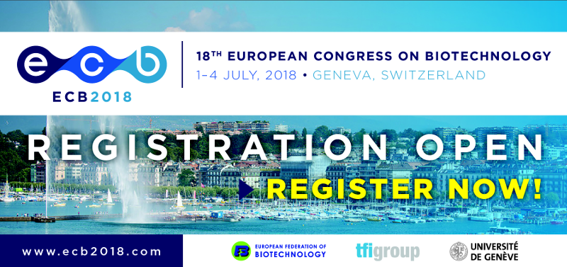 Pozvánka na 18. Evropský biotechnologický kongres